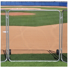 Jaypro Replacement Net for Fungo Screen Center Panel, BLFS-88N
