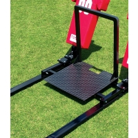 Fisher 9000CP Coaches Platform for Big Boomer Sled