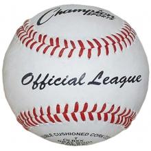 Champion OLBXX Leather Practice Baseballs, dz.