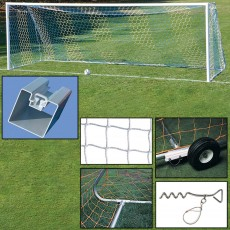 Jaypro SGP-760PKG Official Soccer Goal PACKAGE