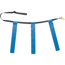 Champion Triple Flag Football Belts, ADULT, 32'' - 39''