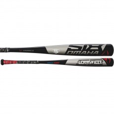 2018 Louisville Omaha 518, -3 BBCOR Baseball Bat, WTLBB0518B3
