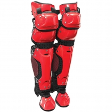 "Schutt S3.2 Air Multi-Flex Catcher's Leg Guards, 13"", 14"", 16"" & 17"""