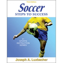 Soccer: Steps to Success, Book
