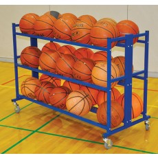 Jaypro Atlas Double Ball Cart, BBABC-2