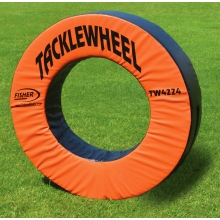 "Fisher TW4224 Football Tackle Wheel, 42"" dia."