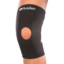 Mueller Neoprene Blend Open Patella Knee Sleeve