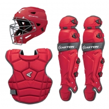 Easton Prowess Fastpitch Quikfit age 9-12 Catcher's Box Set, YOUTH