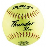 Dudley SY11 GWSP 44/375 ASA Thunder SY Slowpitch Softball, 11""