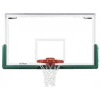 """Porter 00208-00 Center-Strut Rectangular Glass Basketball Backboard, 42"""" x 72"""""""