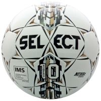 Select Numero 10 Soccer Ball, SIZE 5, Black