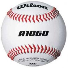 Wilson A1060 Youth Practice Baseballs, dz