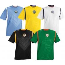 Argentina, Brasil, England, Germany, Ireland
