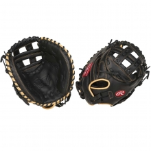 "Rawlings 33"" Shut Out Fastpitch Softball Catcher's Mitt, RSOCM33BCC"