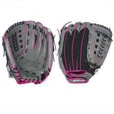 "Wilson WTA04RF1611 Flash Fastpitch Softball Glove, 11"""
