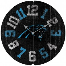 New Orleans Saints Vintage Round Clock