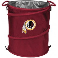 Washington Redskins NFL Collapsible 3-in-1 Hamper/Cooler/Trashcan