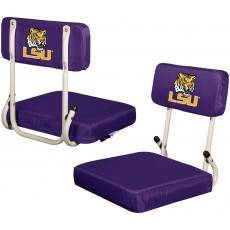 Hardback Stadium Bleacher Seat, LSU, Tigers