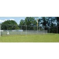 Baseball/Softball Batting Cage Frame, 4-Section (70')