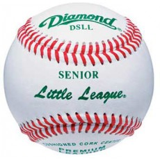 Diamond DSLL Senior Little League Tournament Baseballs, dz