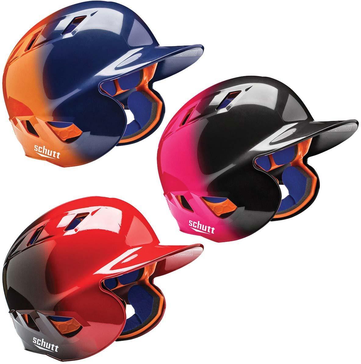 Schutt Air 5 6 Bb Fitted Baseball Batting Helmet 2 Color