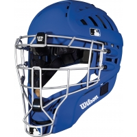 Wilson WTA5500 Shock FX 2.0 Matte Finish Catcher's Helmet, ADULT