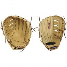 "Louisville WTL12RB17125 125 Series Baseball Glove, 12.5"""