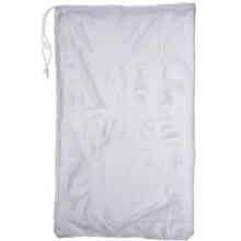 Champion MB21 Mesh Equipment Bag, WHITE