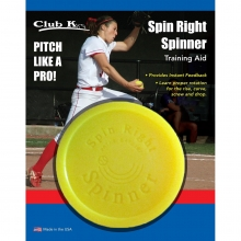 Club K Softball Spinner Pitching Training Aid