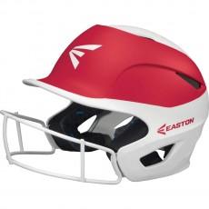 Easton Prowess Matte Two-Tone Fastpitch Batting Helmet w/ Mask