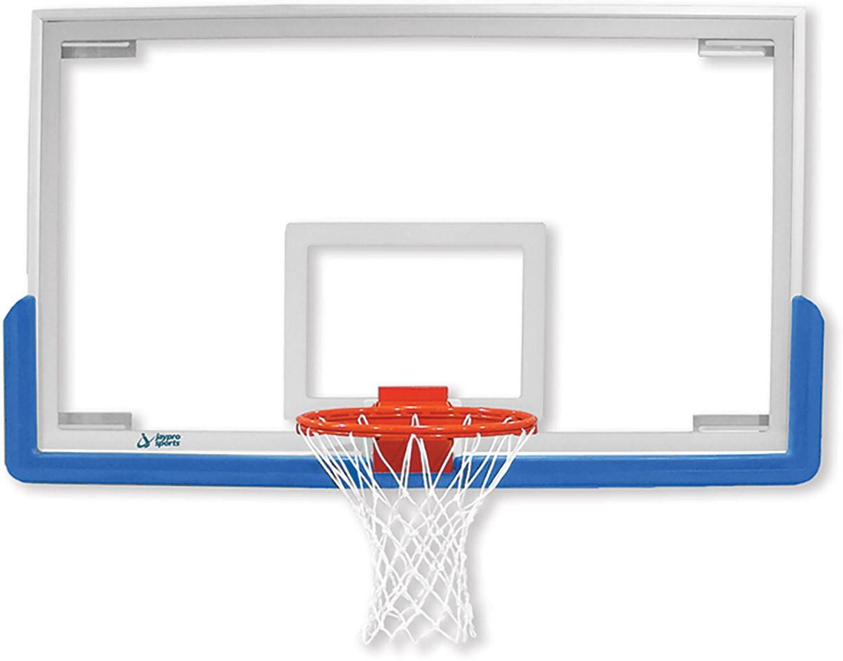 Jaypro Gbrub 42 Non Breakable Glass Basketball Backboard