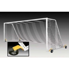 Kwik Goal (pair) 8x24 Evolution EVO 2.1 Soccer Goals w/ SWIVEL Wheels, 2B3406SW