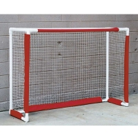 PVC Floor Hockey Goal & Net, 4'x6'