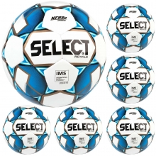 Select 6pk Royale Soccer Ball Package