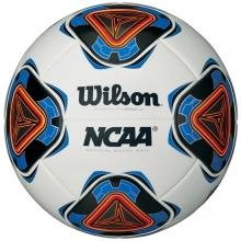Wilson NCAA Forte Fybrid II Soccer Ball, White/Blue