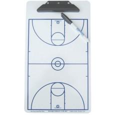Basketball Dry-Erase Coaching Board