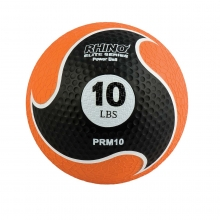 Champion PRM10 Rhino Elite Medicine Ball, 10 lbs