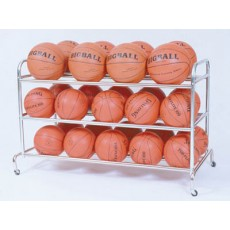 KBA 3000 Large Capacity Basketball Rack