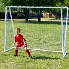 Funnets PVC Youth Soccer Goal, 6' x 8'