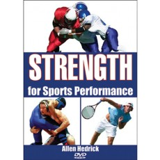 Strength for Sports Performance DVD