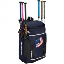 "DeMarini Special Ops Backpack, WTD9408, 12"" L x 14.5"" W x 21.5"" H"