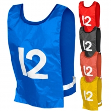 Champro ADULT Numbered 1-12 Scrimmage Vests