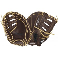 Wilson WTA08RB16BM115 Showtime Youth First Base Mitt, 11.5""