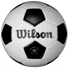 Wilson Traditional Soccer Ball, SIZE 5