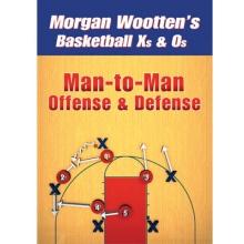Man-to-Man Offense & Defense, DVD