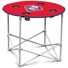 Philadelphia Phillies MLB Pop-Up/Folding Round Table