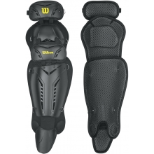 Wilson Guardian Umpire Leg Guards, 17""