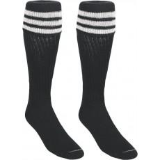 Kwik Goal 15B26 Soccer Referee Socks