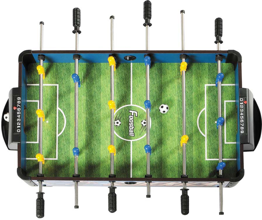 Carmelli Sidekick 38 Quot Table Top Soccer Foosball Table