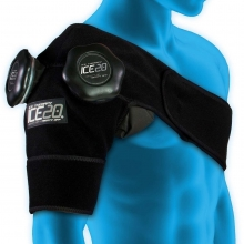 ICE20 Double Shoulder Compression Ice Therapy